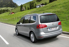 Volkswagen Sharan - 2.0 TDi 136 Comfortline (2010)