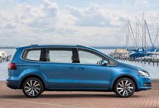 Volkswagen Sharan - 2.0 TDI SCR 110kW Comfortline (2020)