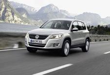 Volkswagen Tiguan - 1.4 TSi Sport & Style BlueMotion Technology FWD (2007)