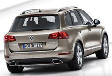 Volkswagen Touareg - 3.0 V6 TDi 204 (2010)