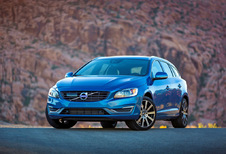 Volvo V60 - D2 Powershift Kinetic (2015)