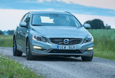 Volvo V60 - T5 Bi-Fuel Geartronic Summum (2018)