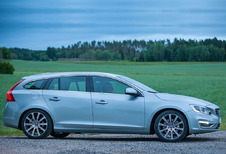 Volvo V60 - T5 Bi-Fuel Geartronic Summum (2018)