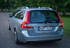 Volvo V70 - D4 120kW Geartr. Polar Luxury (2015)