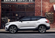 Volvo XC40 - D4 4x4 Geartronic R-Design Launch Ed. (2018)