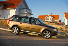 Volvo XC90 - D5 AWD Momentum Geartronic (2002)