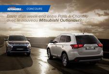 Mitsubishi vous embarque pour un week-end alliant luxe et plaisir, à la ville ET à la campagne!