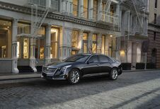 Cadillac CT6, américaine prestigieuse