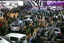 Autosalon lokte 380.000 bezoekers