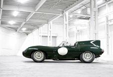 Jaguar Heritage Driving Experience voor nostalgici