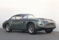 100 ans d'Aston Martin à Autoworld