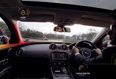 Jaguar Bike Sense: tweewieleralarm met schouderklopje