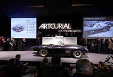 Rétromobile : 25 millions d'euros pour la collection Baillon