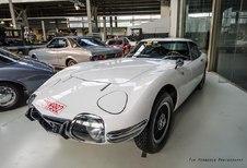 Des supercars japonaises à Autoworld