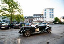 ING Ardenne Roads : où voir les 145 voitures