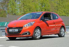 2152 km avec 43 l de Diesel pour une Peugeot 208