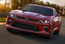 Chevrolet Camaro : déjà la 6e génération
