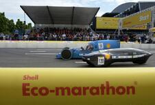 Luiks team tweede op de Shell Eco Marathon
