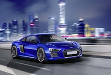 Audi R8: elektrisch en autonoom