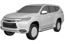 Mitsubishi : le futur Pajero Sport à découvert