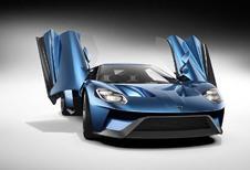 Ford racet in 2016 in Le Mans met de GT