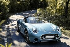 Production de la Mini Superleggera Vision à l'étude chez BMW