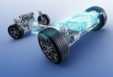 Subaru: une Impreza Sport Hybrid pour le Japon