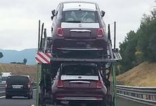 Nouvelle Fiat 500 2015: dévoilée avant l'heure
