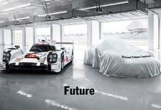 Porsche: bientôt une 717 entièrement électrique?