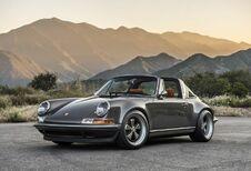 Singer Porsche 911 Targa : perfectionniste