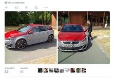 Peugeot 308 R Hybrid : elle va être produite!