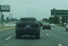 Un SUV DS ou Citroën en balade à San Diego