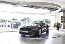 Ford transforme quelques concessions en stores