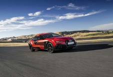 Autonome Audi RS7 is sneller dan coureurs