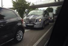 Mercedes Classe V : hybride en vue ?