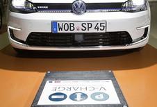 V-Charge: des voitures électriques et autonomes