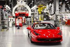 L'entrée en bourse de Ferrari va financer les projets de FCA