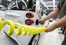 Noorwegen houdt van elektrische auto's, België hinkt achterop
