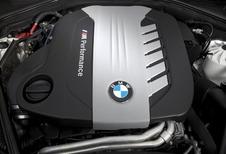 BMW werkt aan motor met vier turbo's