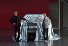 Borgward-SUV in Frankfurt