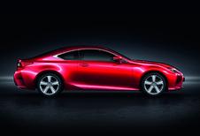 Lexus RC : aussi avec un 2 litres turbo