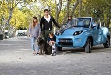 Bolloré Bluesummer, la Méhari électrique, distribuée en France par Citroën