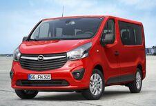 Opel Vivaro : moteur Euro 6 et options de confort