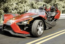 Polaris Slingshot disponible en Europe