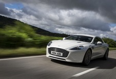 Aston Martin compte électriser la Rapide
