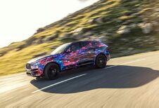 Jaguar F-Pace, crossover en alu