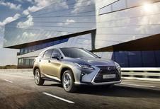 Lexus RX: de vierde met deze naam
