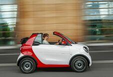 Smart : un cabrio et une électrique pour 2016