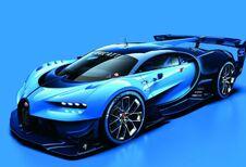 La Bugatti de Gran Turismo se montrera à Francfort