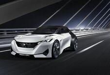 Peugeot Fractal : concept au son virtualisé